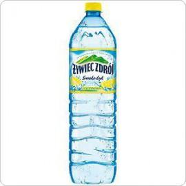 Woda Żywiec cytrynowa niegazowana 1,5l (6 szt.)