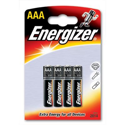 Baterie alkaliczne Energizer LR03 4 sztuki-253