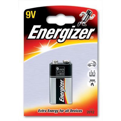 Baterie alkaliczne Energizer 9V 6LR61 1 sztuka-254