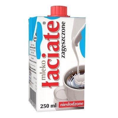 Mleko skondensowane Łaciate w kartonie 250ml-14445