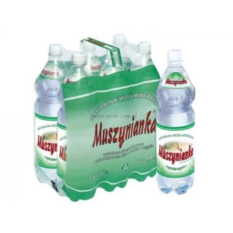 Woda Muszynianka niskonasycona CO2 0,6l (8szt.)-12734