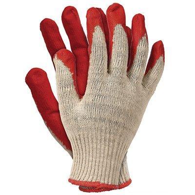 Rękawice Ochronne RU czerwone rozmiar 9 Reis-14460