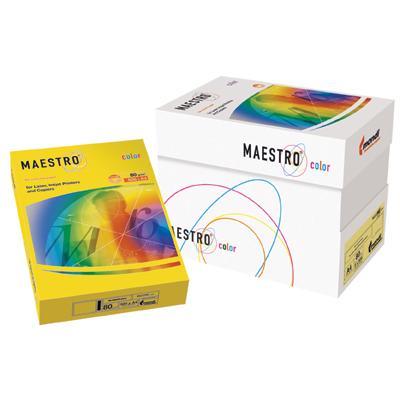 Papier A4 Maestro Color pastel - 500 ark.-750