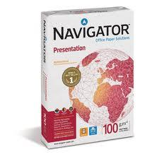 Papier A4 Navigator Presentation 100g 500ark.-7959