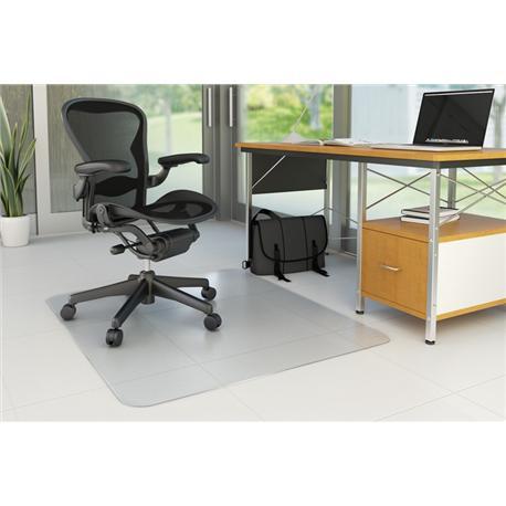 Mata pod krzesło na podł.twarde 150x120 prostokąt-13921