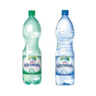 Woda Nałęczowianka gazowana 1,5l (6 szt.)-3142