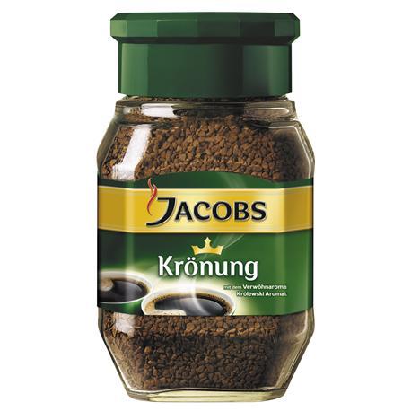 Kawa Jacobs Kronung rozpuszczalna 200g -12279