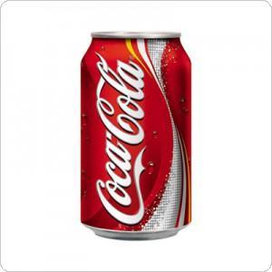 Coca-Cola puszka 0,33l (24 szt.) -3176