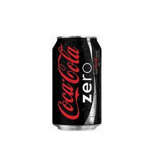 Coca-Cola Zero puszka 0,33l (24 szt.) -3180