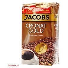Kawa Jacobs Cronat Gold mielona 500g-4356