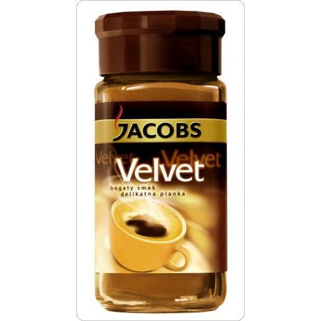 Kawa Jacobs Velvet rozpuszczalna 200g-3202