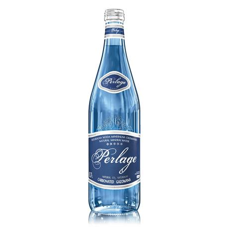 Woda Cisowianka gazowana Perlage 0,7l (12 szt.) -12733