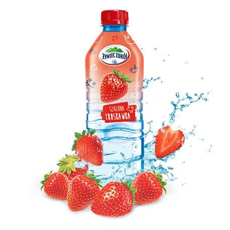 Woda Żywiec niegazowana truskawka 0,5l (6 szt.)-12753