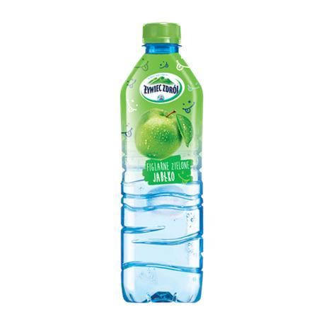 Woda Żywiec niegazowana jabłko 0,5l (6 szt.)-12754