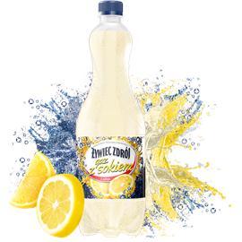 Woda Żywiec gazowana z sokiem z cytr.1l (6 szt.)