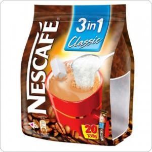 Kawa Nescafe Classic 3w1saszetki 18g (20 szt.)-3209