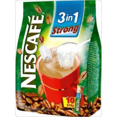 Kawa Nescafe Strong 3w1saszetki 18g (20 szt.)-3210