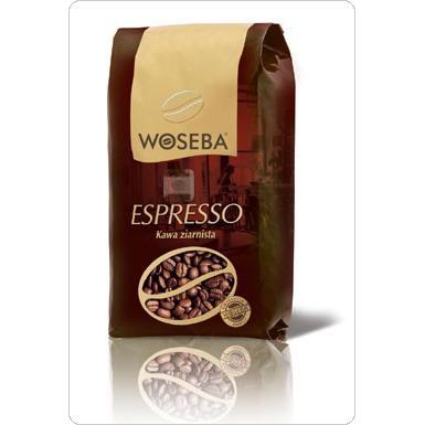 Kawa Woseba Espresso ziarnista 0,5 kg-3237