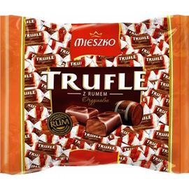 Cukierki Mieszko Trufle z rumem 1kg