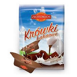 Cukierki Złotokłos Krówka kakaowa 1kg