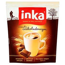 Kawa Inka w torbie 200g czekoladowa