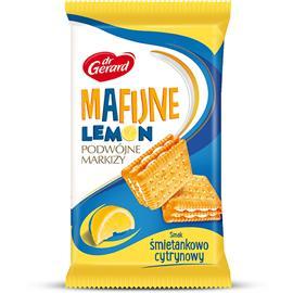 Ciastka Dr.Gerard Mafijne Lemon 330g