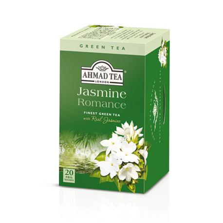 Herbata Ahmad Jasmine Green Tea 20 kopertek-14516