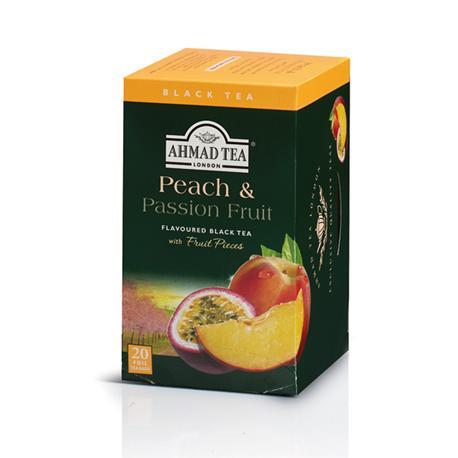 Herbata Ahmad Peach Passion Fruit 20 kopertek-14517