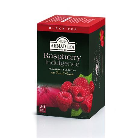 Herbata Ahmad Raspberry Indulgence 20 kopertek-14518