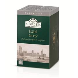 Herbata Ahmad Earl Grey 20 kopertek