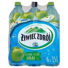 Woda Żywiec niegazowana jabłko 1,5l (6 szt.)