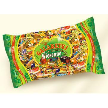 Cukierki Solidarność Galaretka Wiosenna 1 kg*-2988