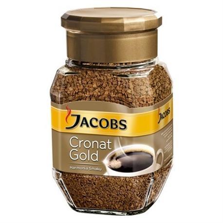 Kawa Jacobs Cronat Gold rozpuszczalna 200g*-12019