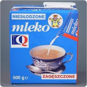 Mleko skondensowane Gostyń w kartonie 500ml-3118
