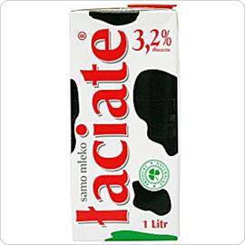 Mleko Łaciate 3,2% 1l-3121