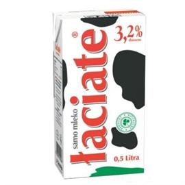 Mleko Łaciate 3,2% 0,5l