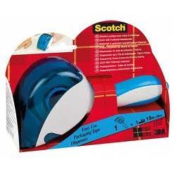 Oklejarka Scotch taśma przezr. 50 mm x 15 m-8022