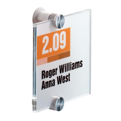 Durable Crystal Sign 105 x 105 mm-2462