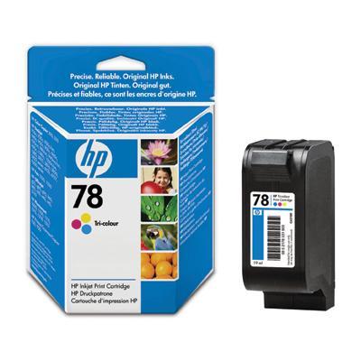 Tusz HP C6578DE kolor 19ml nr 78-3