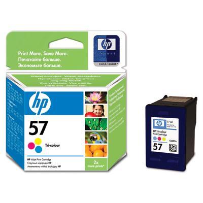 Tusz HP C6657AE kolor nr 57-7