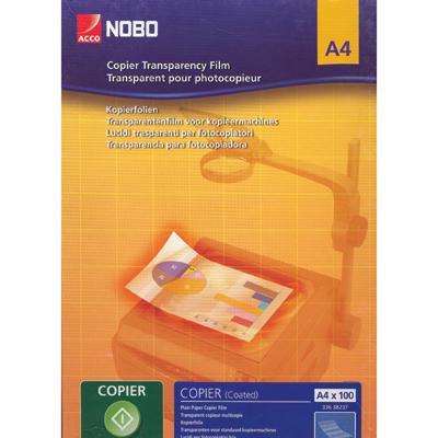 Folia A4 Nobo 33638237 do rzutników-581