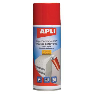 Pianka czyszcząca Apli, 400 ml-232
