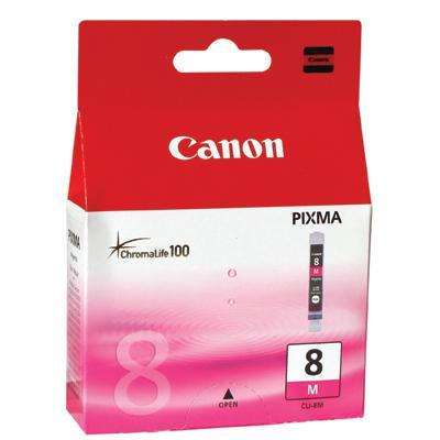 Tusz Canon CLI8M magenta-44