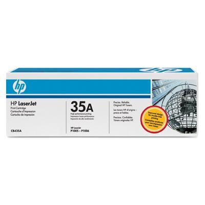 Toner HP CB435A czarny 1500 str-109