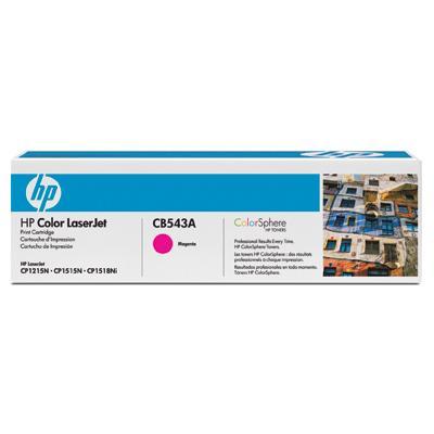Toner HP CB543A magenta-114