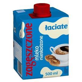 Mleko skondensowane Łaciate w kartonie 500ml