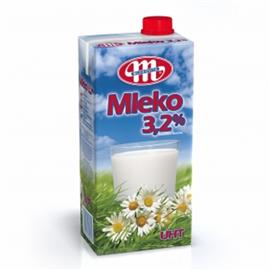 Mleko Mlekowita 3,2% 1L (6)