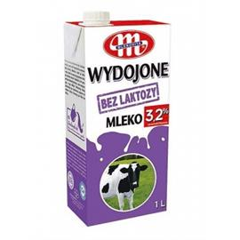Mleko Wydojone bez laktozy 3,2% 1L