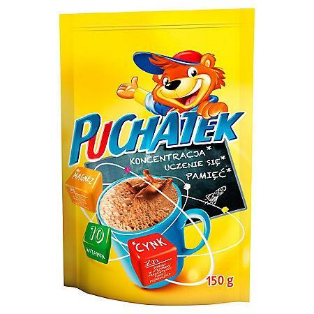 Kakao rozpuszczalne Puchatek 150g w torbie-15889