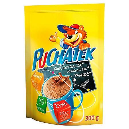 Kakao rozpuszczalne Puchatek 300g w torbie-15891